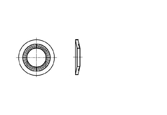 NFE 25-511M podkładka kontaktowa podstawowa