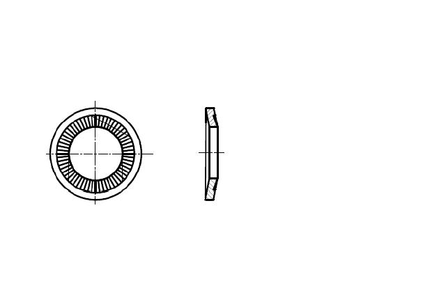 NFE 25-511N podkładka kontaktowa wąska