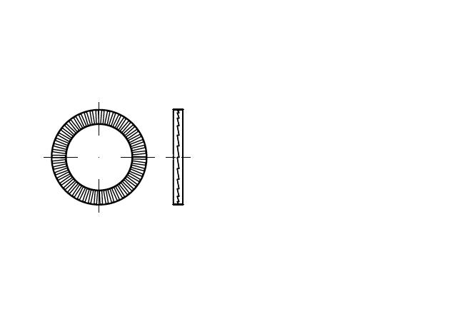 Nord Lock SP podkładka samoklinująca poszerzona