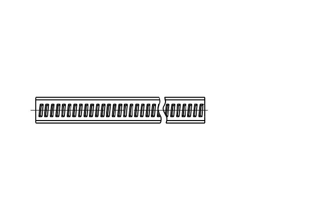 taśma do opaski zaciskowej ślimakowej - AN 70