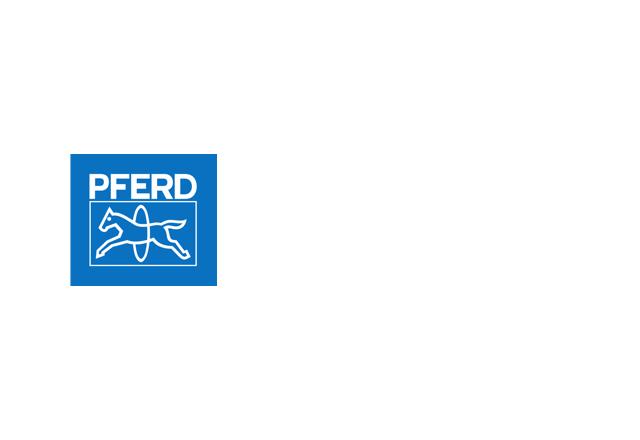 logo firmy Pferd