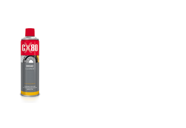 CX80 XBRAKE CLEANER
