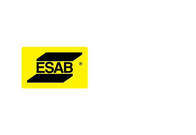 logo firmy Esab