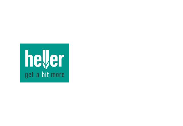 logo firmy Heller