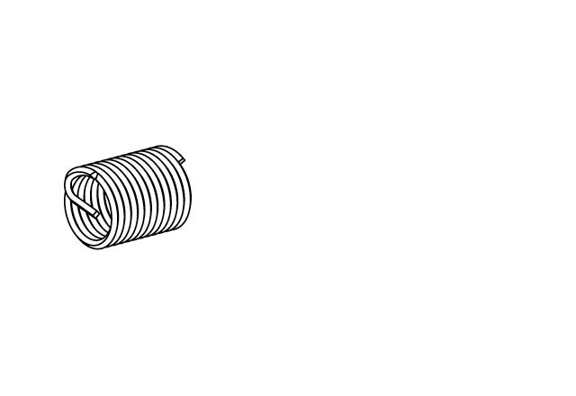 DIN 8140 Wkładka gwintowa